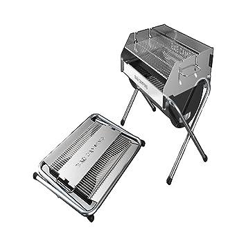 Amazon.com: CNC Bob portátil plegable para camping parrilla ...