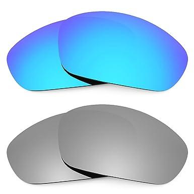 Revant Ersatzlinsen für Oakley Oil Drum Eisblau MirrorShield® isGB9