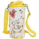 くまのプーさん[ペットボトルホルダー]ショルダー付き保冷ボトルケース ディズニー
