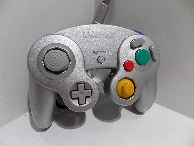 GameCube - original Nintendo Controller / Pad #silber DOL-003: Amazon.es: Videojuegos