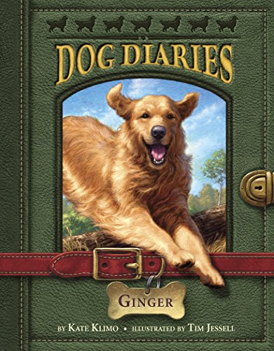 Dog Diaries #1: Ginger (Ginger 1)