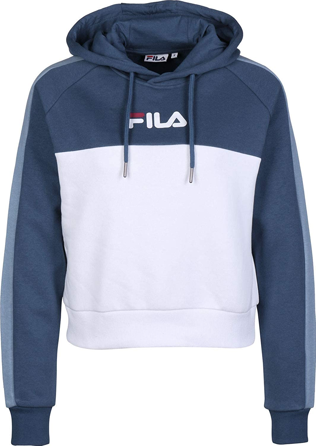 Fila Landers Hooded Sweat WN's, Sweatshirt: Amazon.co.uk