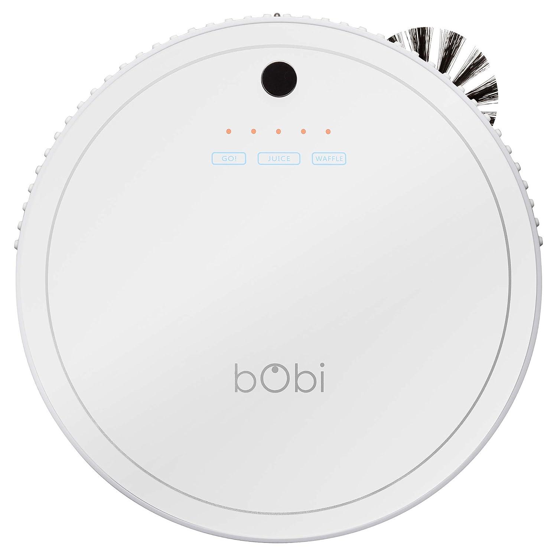 bObsweep BObia - Aspiradora robótica clásica, Nieve: Amazon ...