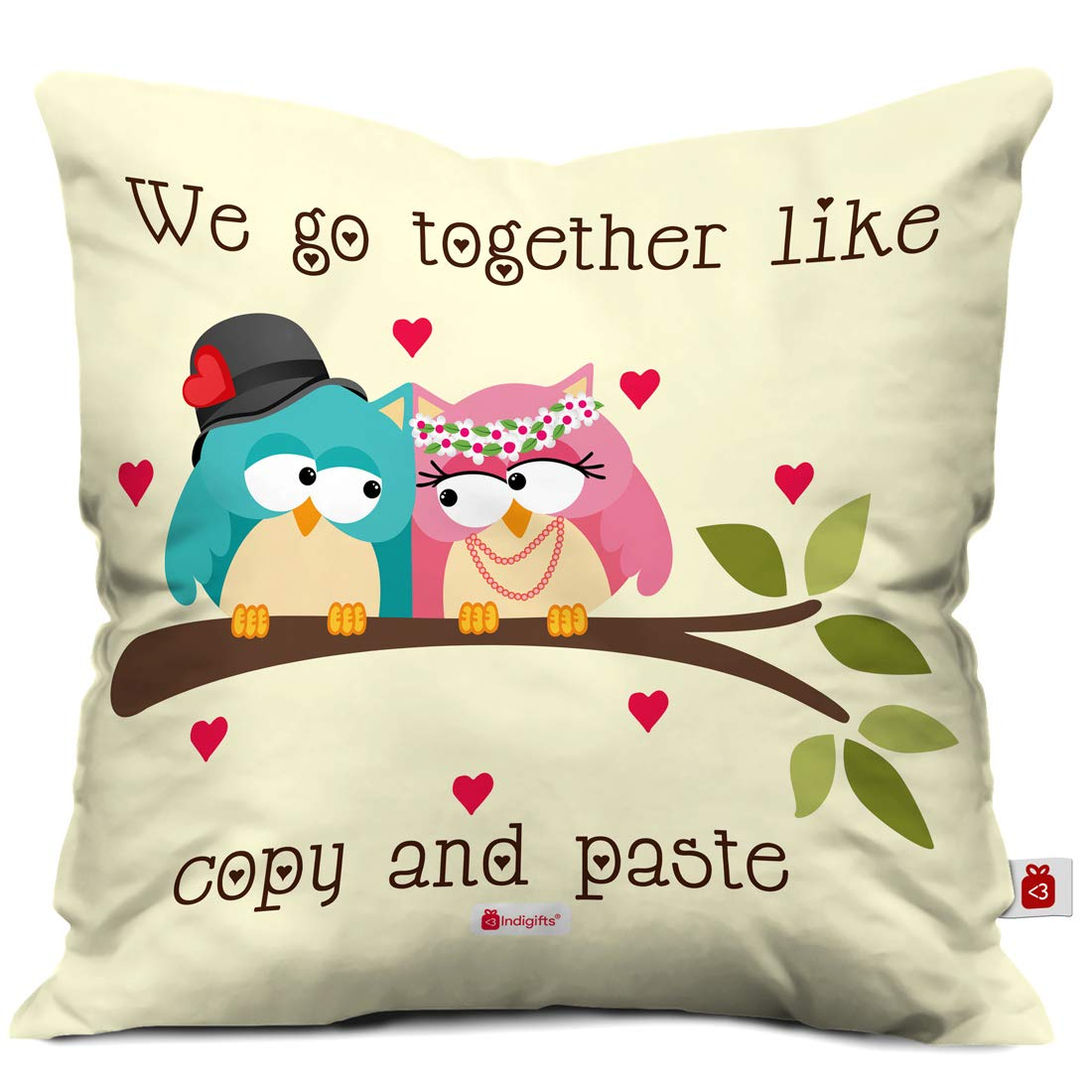 Buy Cushions Online with love sayings