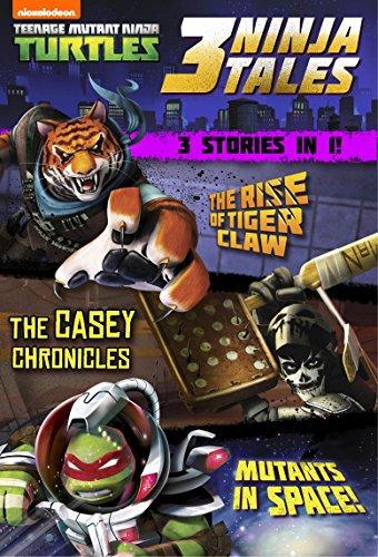 Amazon.com: 3 Ninja Tales (Teenage Mutant Ninja Turtles ...