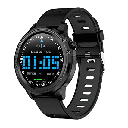 XUWLM Pulsera Reloj Inteligente Smartwatch IP68 Rastreador ...
