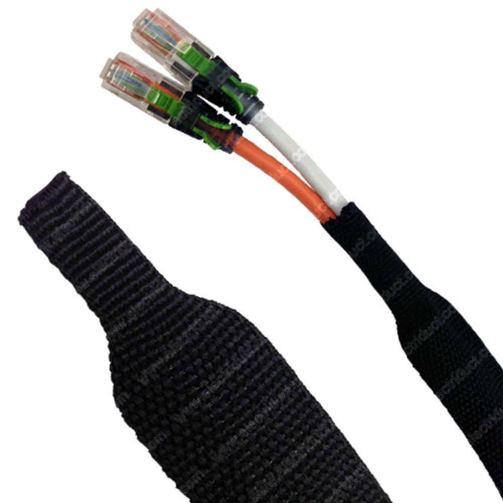 Wire Loom Heat Shrink - Info Wiring •