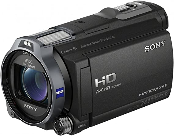 Sony Hdr Cx730e Full Hd Camcorder 3 Zoll Evf Kamera