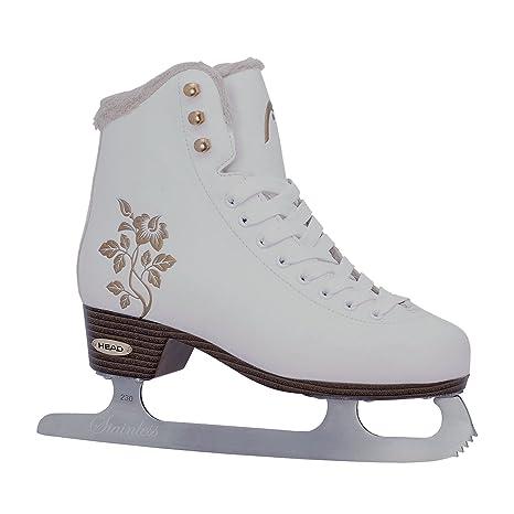 22c25c67510fe1 Head, Pattini da Pattinaggio Artistico su Ghiaccio Donna Opal Figure Skate,  Bianco (Weiß