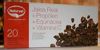 Jalea Real(1000mg)Propoleo(100mg)Equinacea(150mg) Vitamina C(