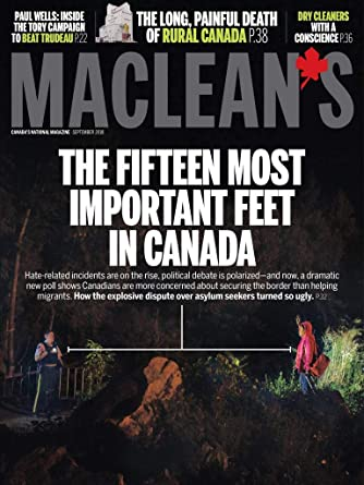 Macleans article on online dating