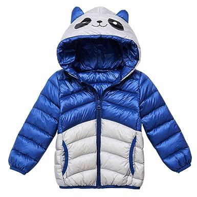 Fille Lserver Automne D'hiver Manteau Doudoune Chaude Enfant Légere xSx0frqZ