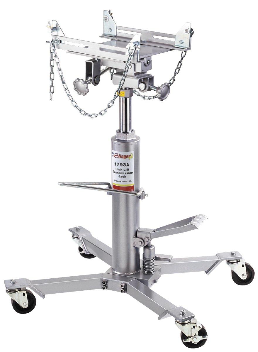 OTC 1793A Stinger 1, 000 lbs Capacity High-Lift Transmission Jack Sunpro