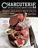 img - for Charcuterie: The Craft of Salting, Smoking, and Curing (Revised and Updated) by Michael Ruhlman (2013-09-03) book / textbook / text book