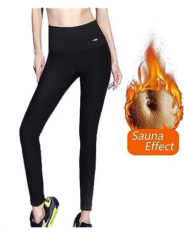 617486917719 BCHE Pantaloni di Perdita di Peso Pantaloni Sauna,Pantaloni Termici per  Sudorazione,Hot Shaper