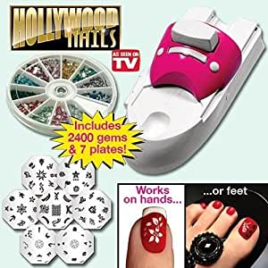 hollywood nails