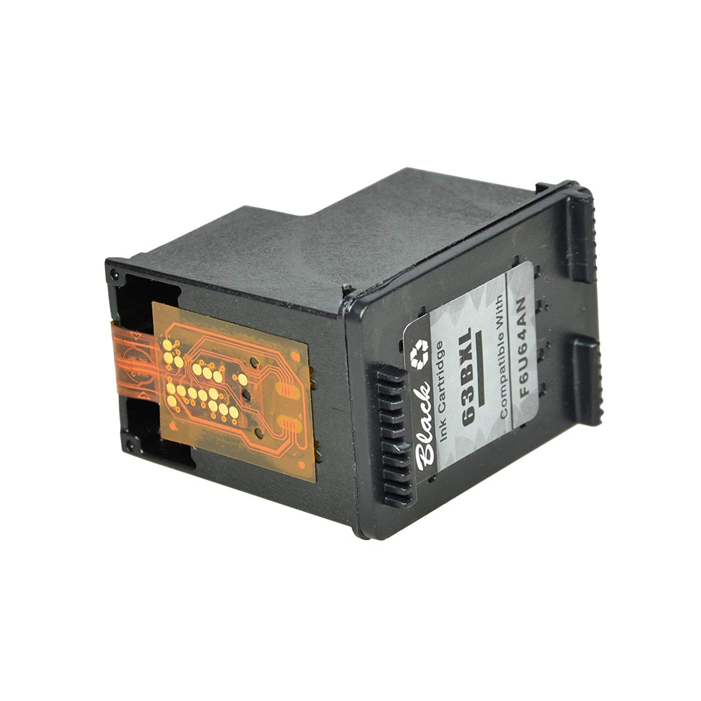 5PK Combo Ink Cartridges For HP 63XL Deskjet 1110 1112 2130 2132 F6U64A F6U63A
