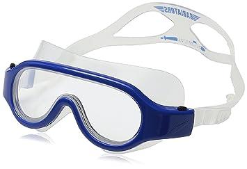 555dbbfb302 Amazon.com  Babiators Little Boys  Submariner Swim Goggles - Blue ...