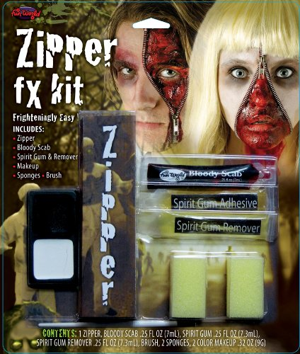 [Zipper Fx Makeup Kit] (Zipper Fx Kit)