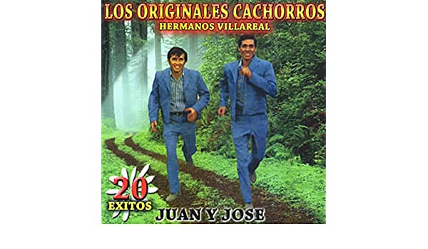 20 Exitos by Los Originales Cachorros Hermanos Villarreal on Amazon Music - Amazon.com