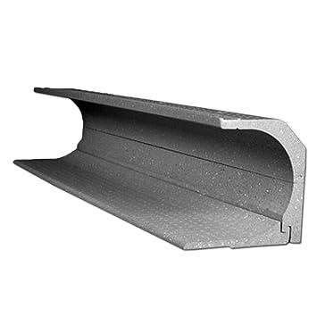 Relativ DiHa Rollladenkasten-Isolierung ROKA-ASS® eckig 3-tlg. Tiefe 240 ET73