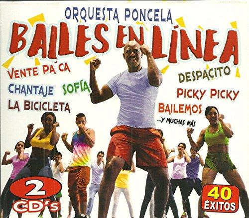BAILES EN LINEA: VARIADO: Amazon.es: Música