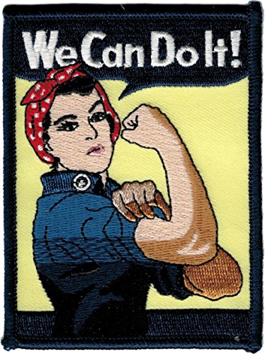 We Can Do It! Rosie the Riveter 4