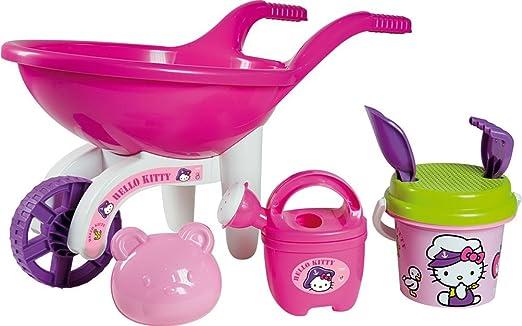 21 opinioni per Androni- Mini Carriola Hello Kitty con Accessori