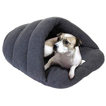 Kismaple Cómodo Casa para Mascotas Gato Cachorro Perro Saco de Dormir Cama Pet Mat - Lavable