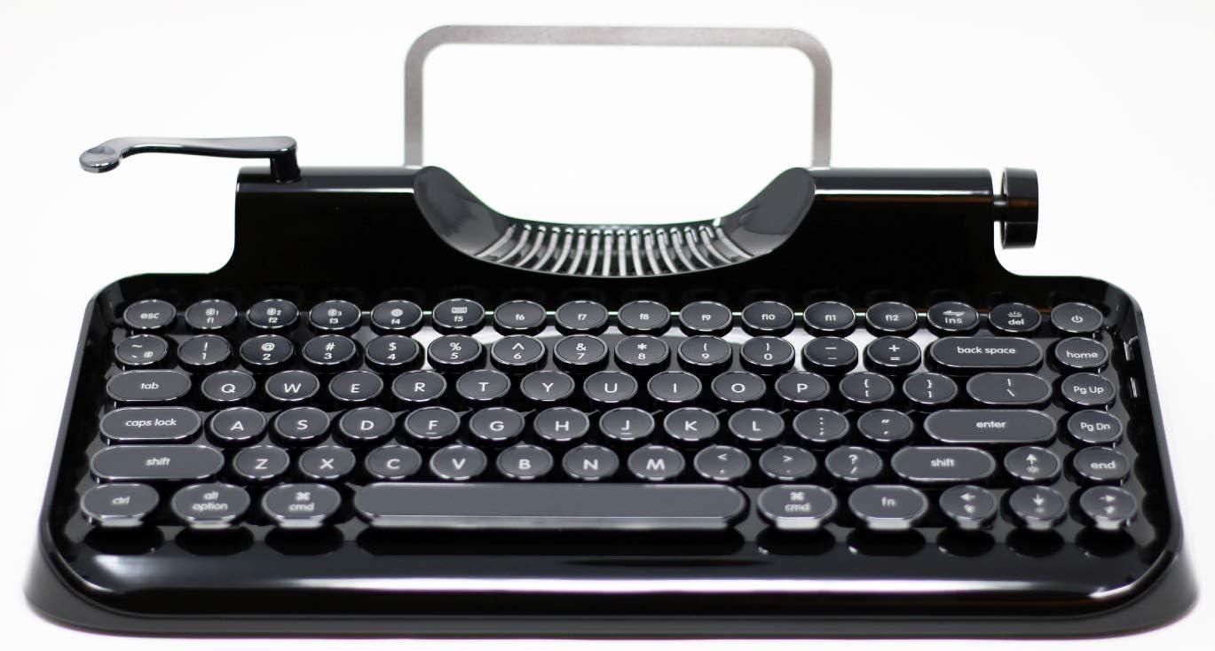 Bluetooth typemachine toetsenbord