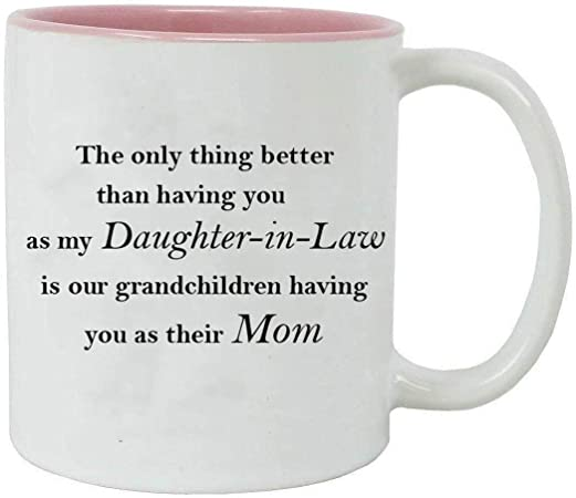 Daughter in Law Mother's Day Gift