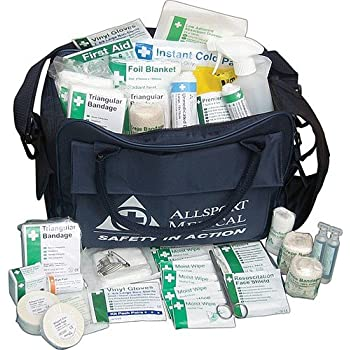 c5da3187998f Team First Aid Kit - The Perfect Medical Kit for On-Field Sporting Injuries