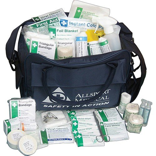 Net World Sports Team First Aid Kit [Refill Only] - FA Approved Medical Supplies by Net World Sports