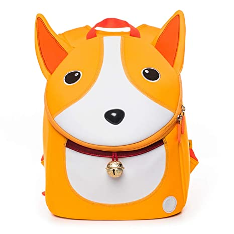 Cocomilo Toddler Lovely Puppy Backpack Waterproof Preschool Bag for Kids  with Anti Lost Leash: Amazon.ca: Luggage & Bags