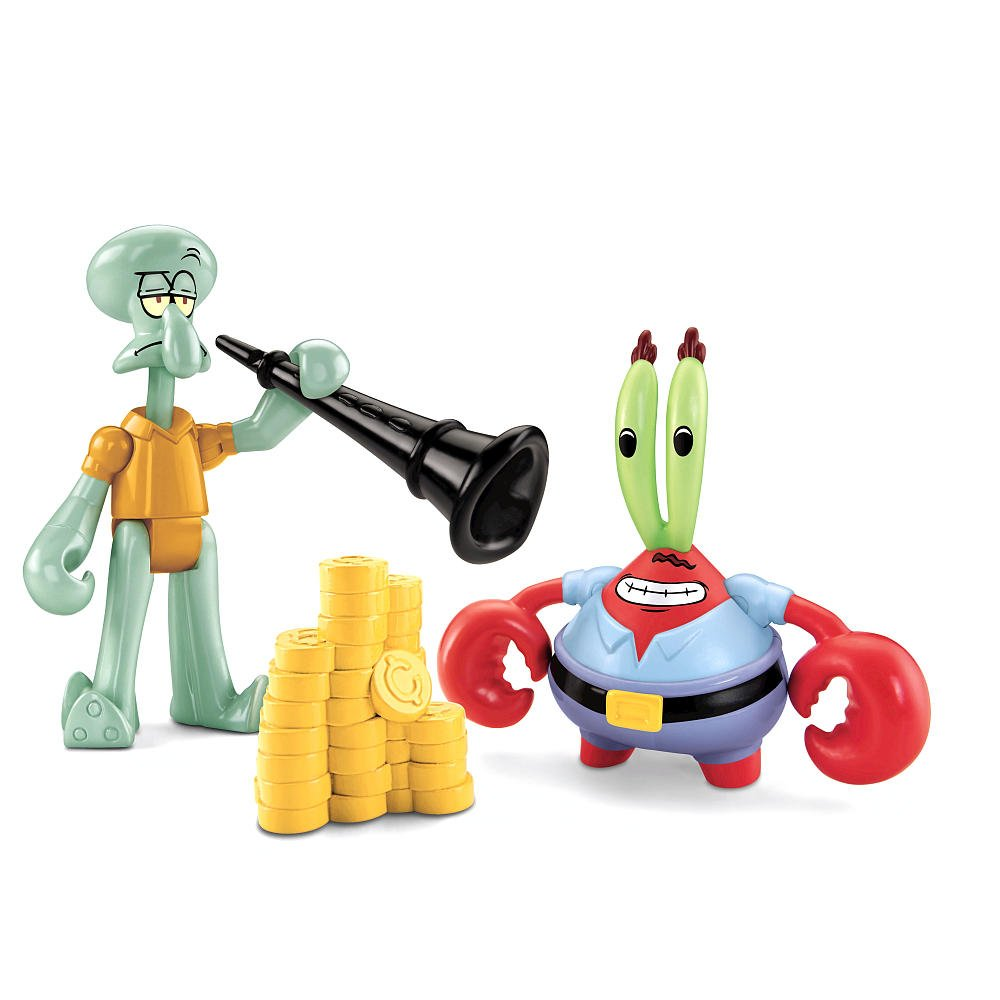 sale 2017 imaginext spongebob squarepants mr krabs and