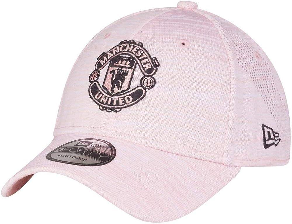 Hombre New Era Pink Engineered 940 Man Utd Gorra Talla /Única