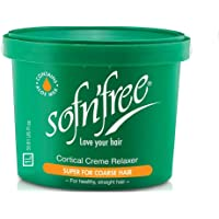 Sofn'free Cortical Creme Relaxer Super 1L