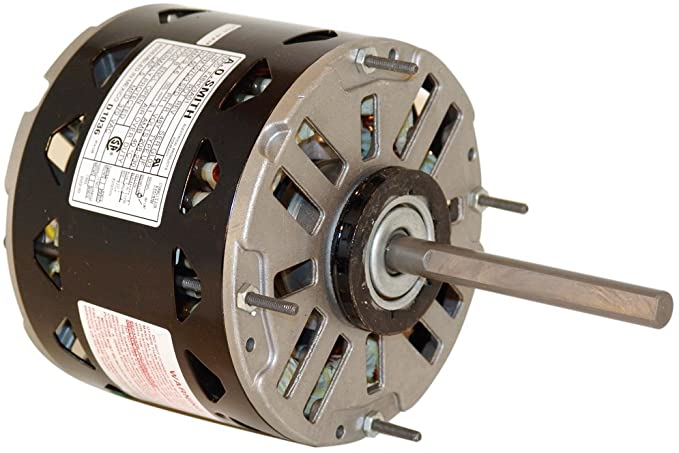 A.O. Smith/Century DL1036 1/3 HP, 1075 RPM, 3 Speed, 115 Volts4.9 Amps, 48  Frame, Sleeve Bearing Direct Drive Blower Motor - Electric Fan Motors -  Amazon.comAmazon.com