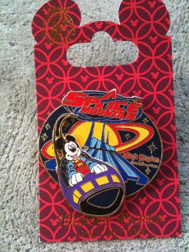 Disney Pin #47822: WDW - Space Mountain - Mickey Rocket Ship