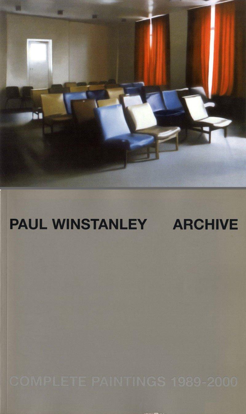 Paul Winstanley Archive: Complete Paintings 1989-2000 pdf epub