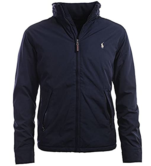 Polo Ralph Lauren Men's Pony Perry Lined Jacket Coat at Amazon ...
