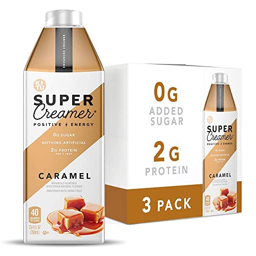 Kitu Super Creamer, Sugar Free Coffee Creamer