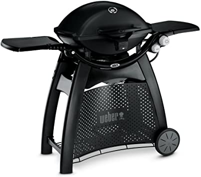Weber Q 3200 - Barbacoa (6400 W, Barbacoa, Gas natural,