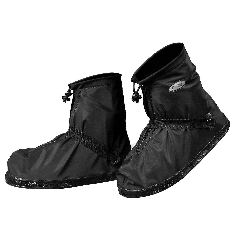 YMTECH Impermeable y antideslizante Cubierta del zapato, Cubiertas para zapatos