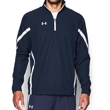 d37bca0ee Under Armour Men's Essential 1/4 Zip Jacket