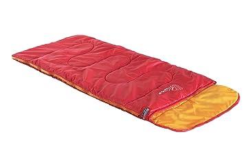 High Peak Kiowa Saco de Dormir, Niños, Rojo/Naranja, S: Amazon.es: Deportes y aire libre