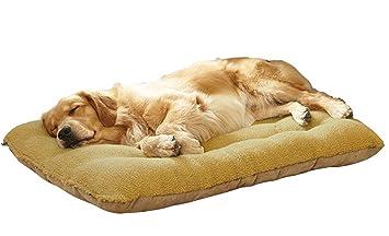 ZSY pet Cama de la Mascota colchón Grande Suave para el Perro Medio Grande Almohadilla Lavable