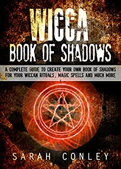 how to start your own book of shadows