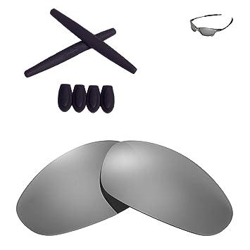 bad64a0c90 Walleva Lenses And Rubber Kit(Earsocks+Temple Shocks) For Oakley Juliet - 11