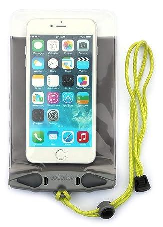 sale retailer b0858 24605 Aquapac Waterproof Phone Case – Plus size - fits iPhones 6 Plus 7 Plus and  8 Plus (358)